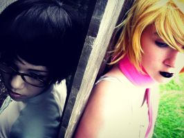 The Other Side -Jane And Roxy by GG360