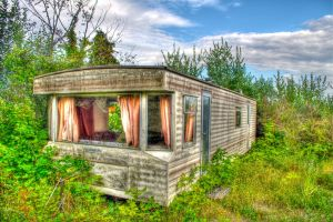 Abandoned Caravan 1 by Willbo91