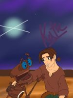 Treasure planet Ben and Jim  by EminemSavedMyLife