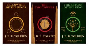 Lord Of The Rings Trilogy by Geek-0