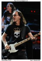 RUSH - Geddy by MrSyn