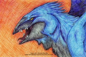Apos Dragon by 8TwilightAngel8