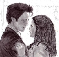 Edward and Bella by GingerPudding