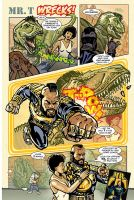 Mr. T by RobertRath