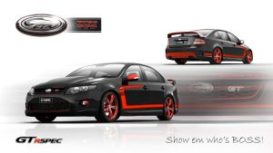 Ford FPV GT R SPEC wall paper by RaynePhotography