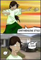 EARTHBENDING STYLE by Benzophenone-4
