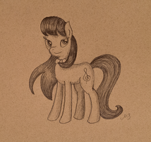 Sketchy Octavia by Scootabyte