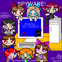 Spyware: The Movie by murphyc1000