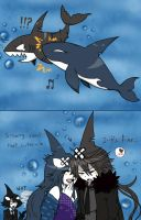 How I met your momma orca by SkitzOpheliac