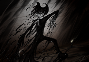 Bendy and the ink machine - Emergence- by Anne-mon