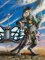 The Outrider by ponyhome