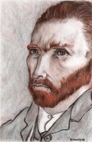 Vincent VanGogh by vafer