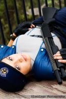 Jill Valentine Cosplay 2 by tombraidervcroft