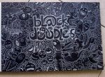 Black Doodles Sketchbook by kerbyrosanes