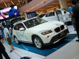 BMW X1 by pete7868