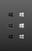 Minimal Windows 8 Orbs by Shitmonlee