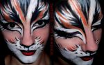 Tantomile Face Paint by XxShoneSoBrightly