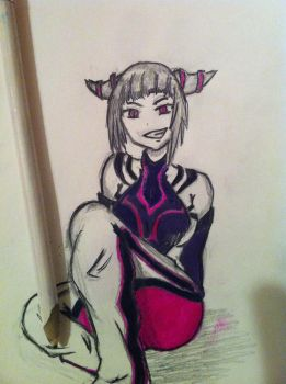 juri Han by DRUMMER-GIRL02