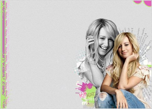 Ashley_Tisdale by MUSEF
