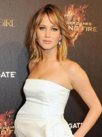 Jennifer Lawrence Belly 3 by WHATEVEN12