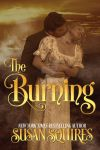 eBook cover for The Burning by Susan Squires by dreams2media