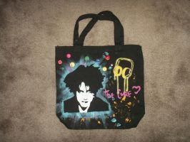The Cure Tote by lawlosaur