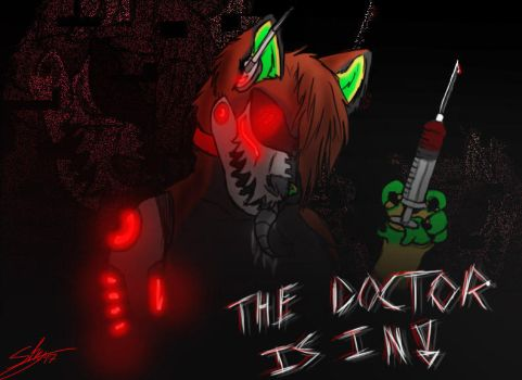 Neo The Doctor Is In by ilovemy3cats