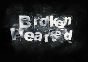 Broken Hearted by osbjef