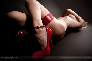 Red Shoe by aka-photography-uk