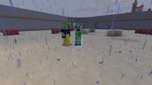 Minecraft Suddenly it happens by davidk120