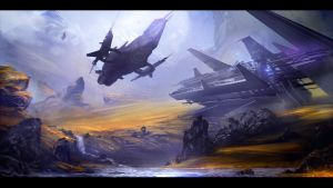 Mothership by UlricLeprovost