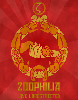 Zoophilia: Love Unrestricted by zootrashcan