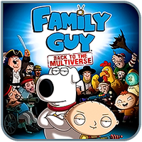Family Guy - Back to the Multiverse YAIcon by Alucryd