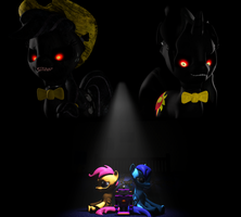 Two victims, two nightmares. by MrTermi988