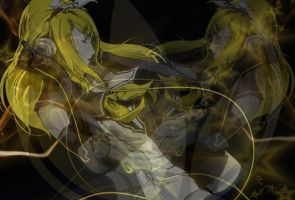 Rin KaGaMiNe *DouBle RefLecTion* by StopTheShow39