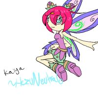 Kaiya fairy seedrian by HezuNeutral