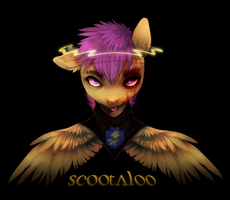 ScootaloO by Imalou