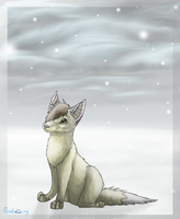 -Let it snow- by Finchwing