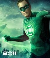 The Green Lantern by iNo019