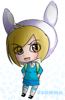 Fionna. by KittyNekoEars