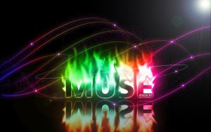Muse Wallpaper Logo by tHo0mPEr