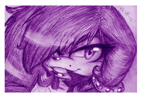 Have a little Roxy doodle by Videogamescool