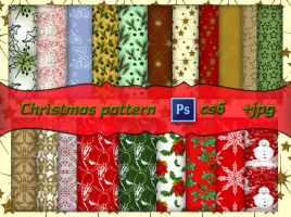 Christmas pattern 2013 by roula33