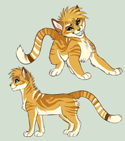 Orange Tabby by VengefulSpirits