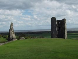 Hadleigh Castle by soXsiting