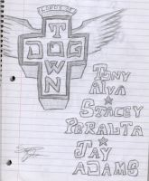 Lords of Dogtown Logo by Asuka2113