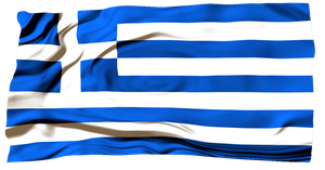 Flags of the World: Greece by MrAngryDog
