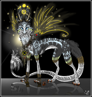 Auction:: The Guardian by The-F0X