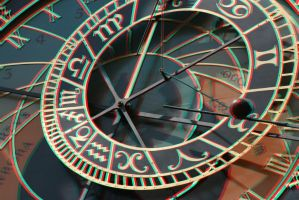Astronomical Clock 3-D conversion by MVRamsey