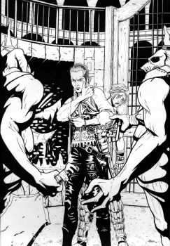 Balthier to the Rescue by anordinaryhero